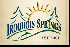 Iroquois Springs Est. 2001
