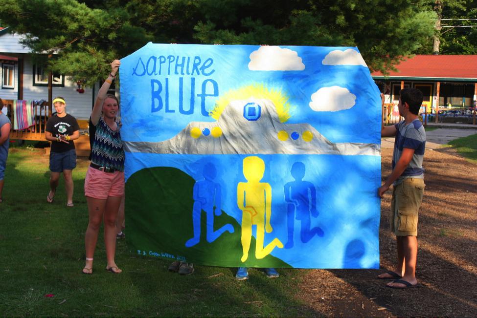 SapphireBlueBanner